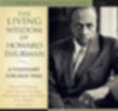 Howard Thurman CD cover