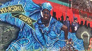 street art - Afrikatown