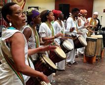 Sistahs of the Drum