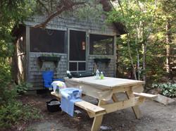 Exterior of Rustic Cabin