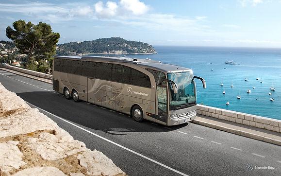 Reisebus Vermietung
