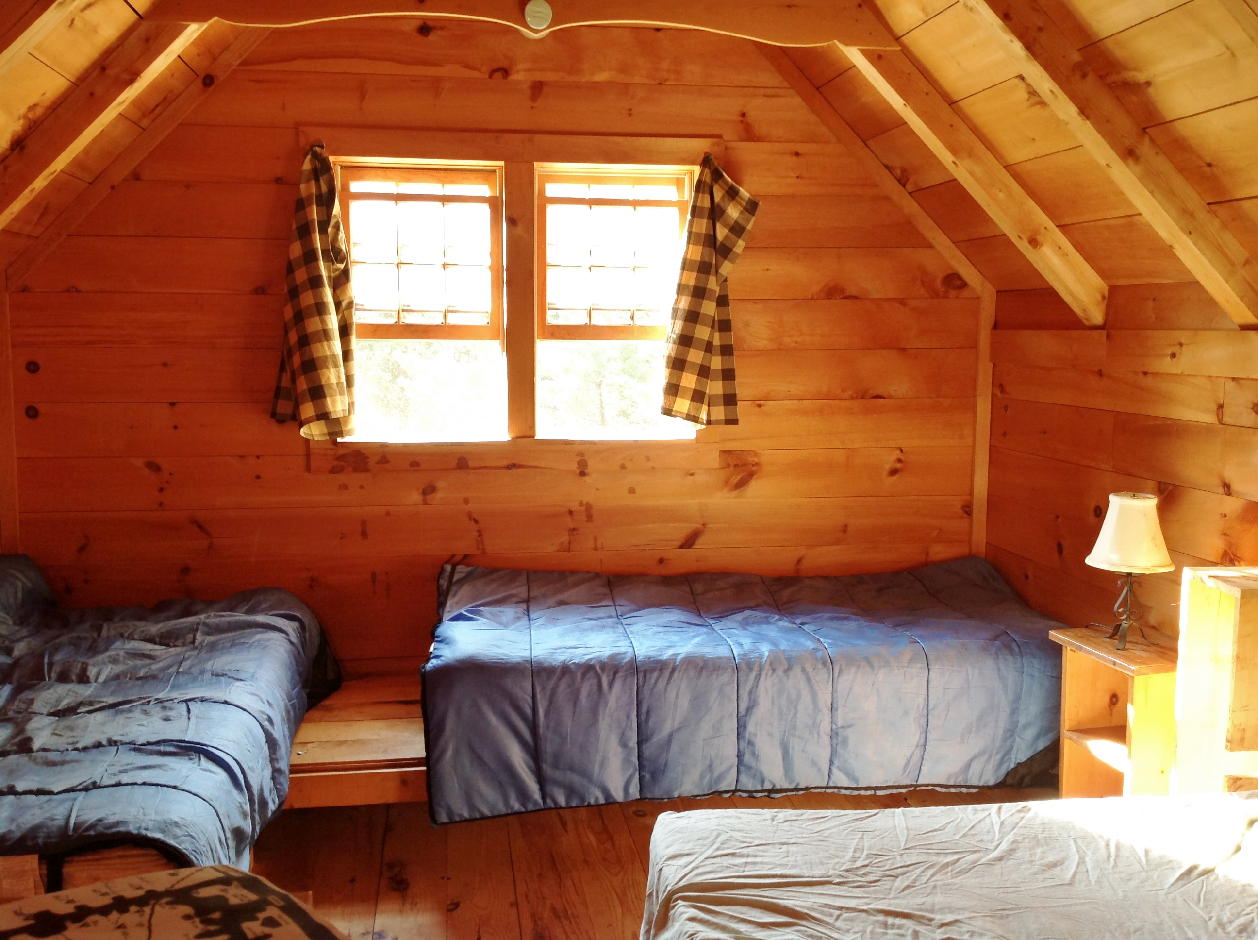 Upstairs 2 Story Cabin