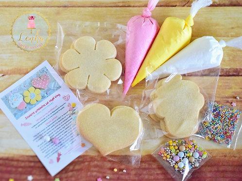 Στολίστε μπισκότα με royal icing. Sold out !
