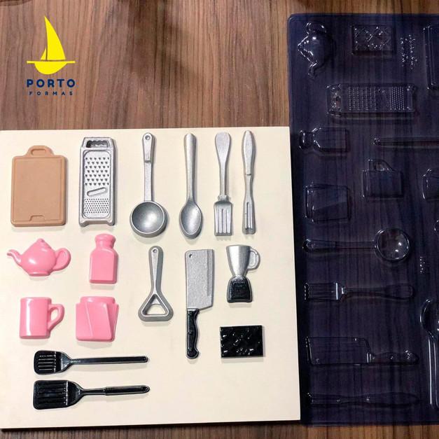 Καλούπι σοκολάτας εργαλεία κουζίνας_