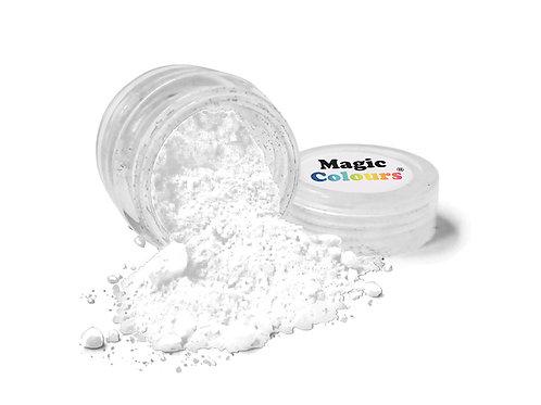 Χρώμα σε σκόνη της Magic Colours - Λευκό.