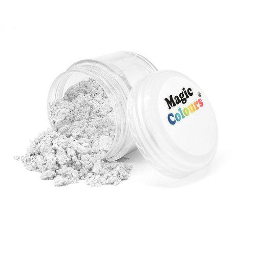Χρώμα Φινιρίσματος σε σκόνη της Magic Colours - Λευκό Περλέ.