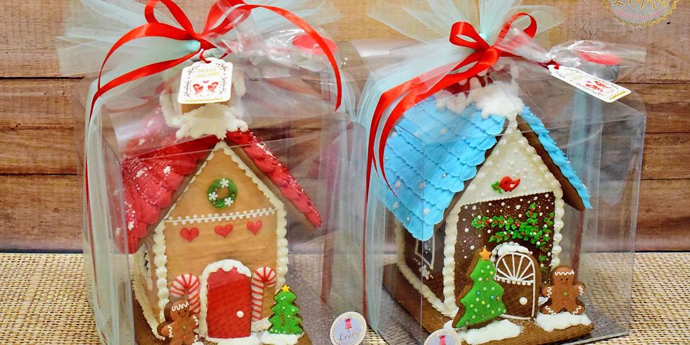 Σεμινάριο Gingerbread house.