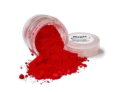 Χρώμα σε σκόνη της Magic Colours - Κόκκινο.