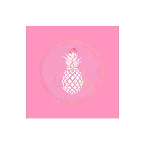 Στένσιλ ανανάς.