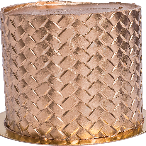 Καλούπι σοκολάτας για τούρτα ''Καλάθι''.