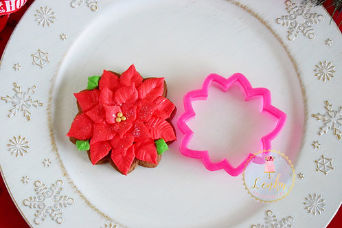 Κουπάτ χριστουγεννιάτικο λουλούδι.