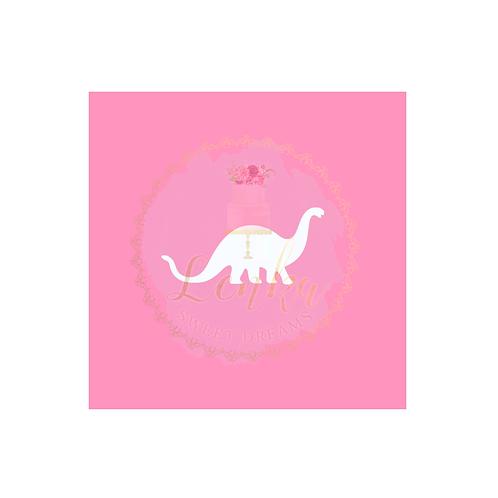 Στένσιλ δεινόσαυρος 2.
