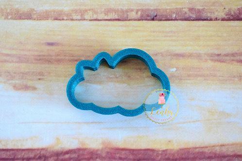 Κουπάτ σύννεφο με φιόγκο.