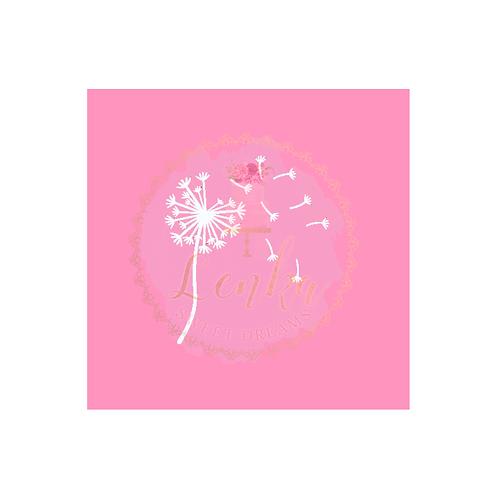 Στένσιλ λουλούδι πικραλίδα.