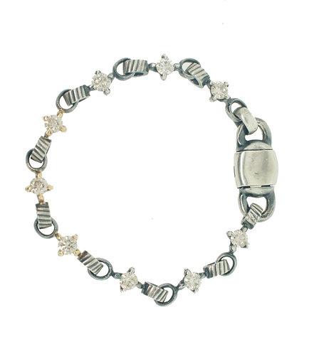 manVSwoman Diamond Bracelet