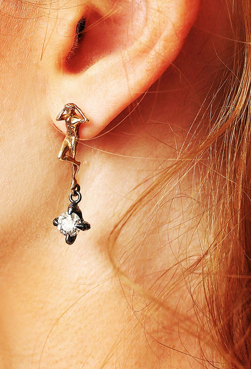 Adam & Eve Earrings