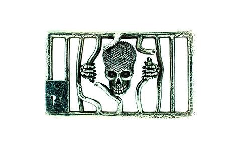 Prison Belt Buckle