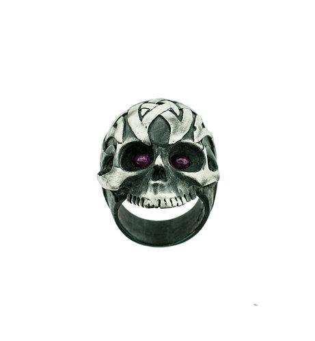Dave GAHAN - Depeche Mode Skull RIng