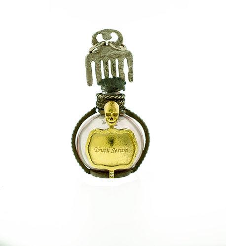Truth Serum Potion Bottle Pendant