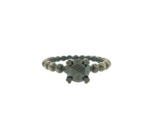 PitchBlack Stackable Ring