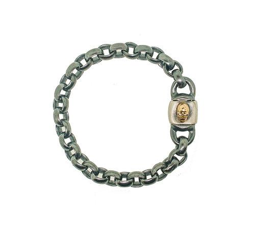 manVSwoman Skull Bracelet