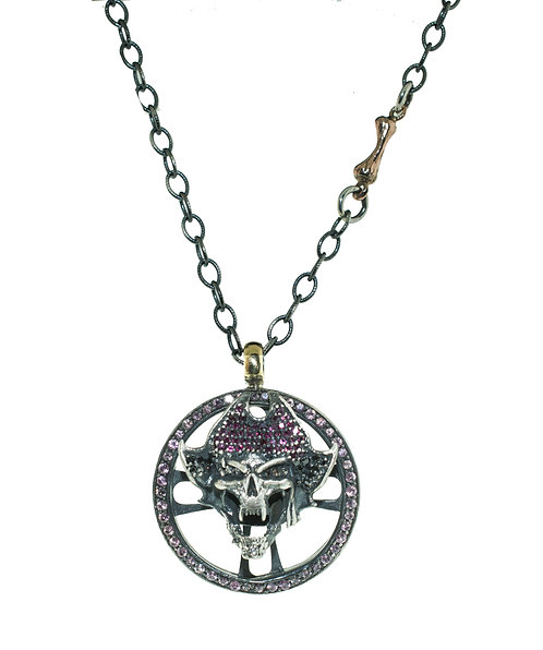 PIRATE SKULL PENDANT