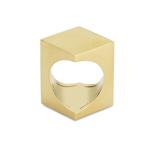 TheWord 18K Yellow Gold