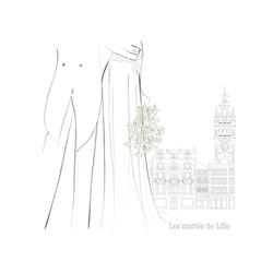 Les mariés de Lille