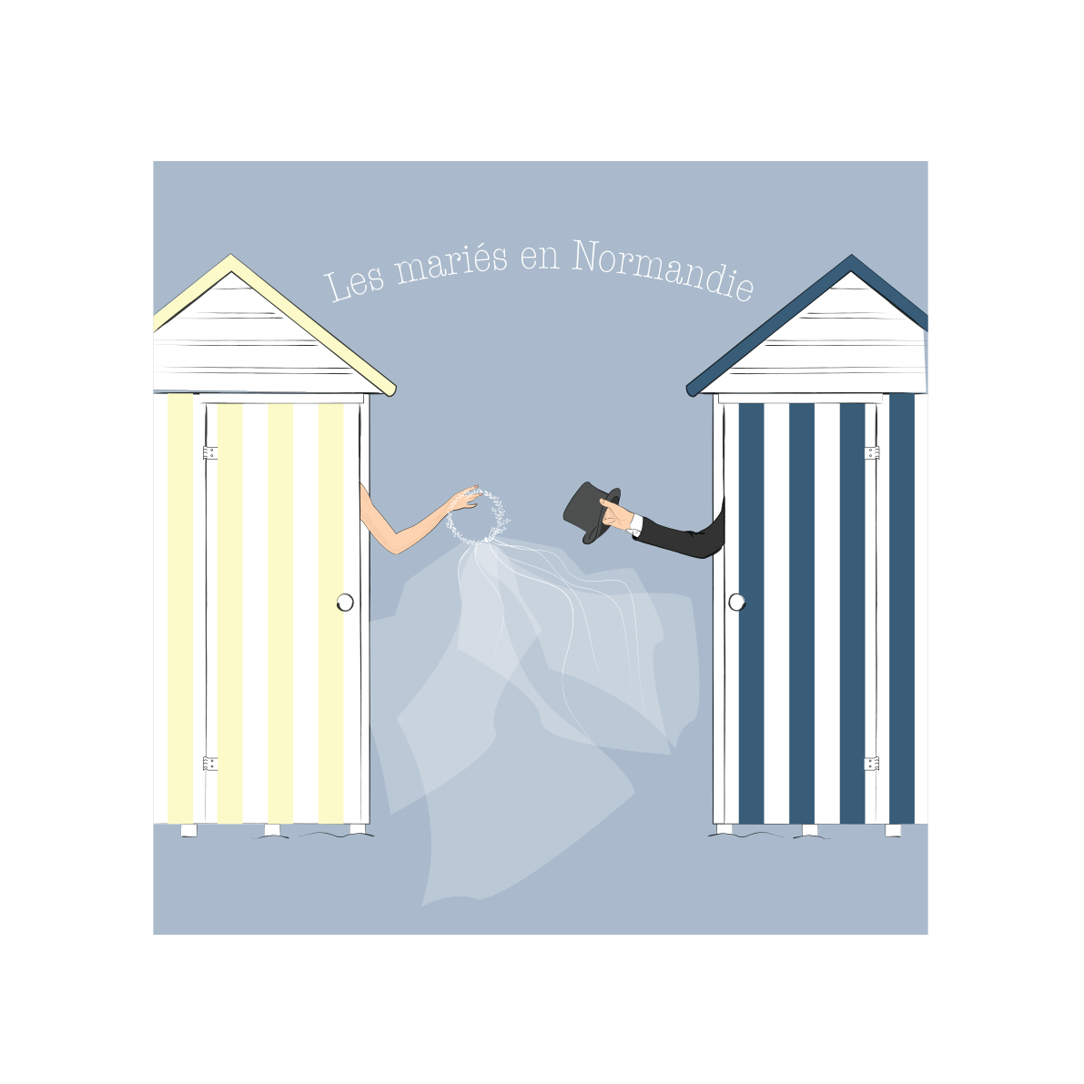 Les mariés de Normandie