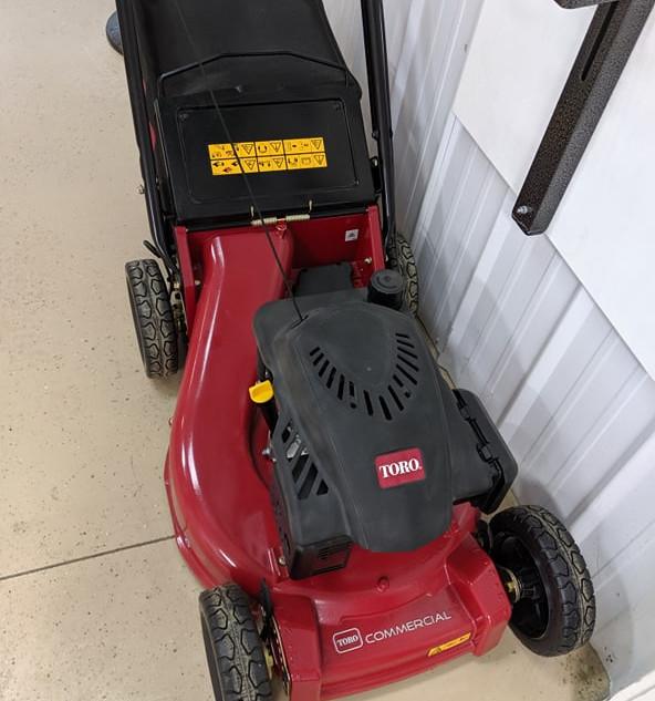"Toro Commercial Walk Power Mower HD 21"" Deck"