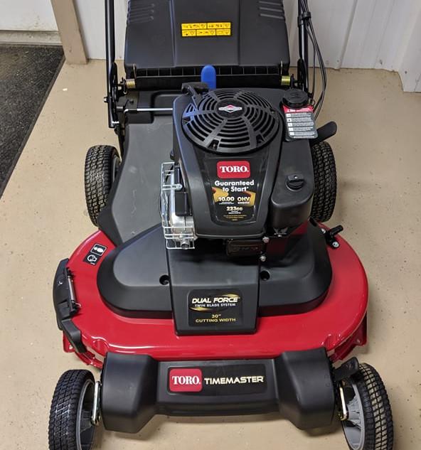 "Toro Commercial Walk Power Mower 30"" Deck"