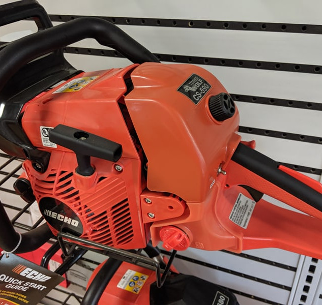 """Echo CS-590 Timberwolf saw in 18"""", 20"""" and 24"""""""