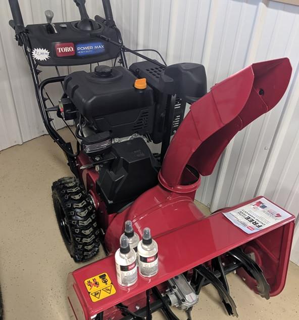 PowerMax HD 1232 OHXE