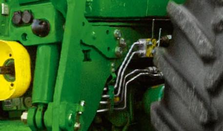 Electricidad de implementos agrícolas