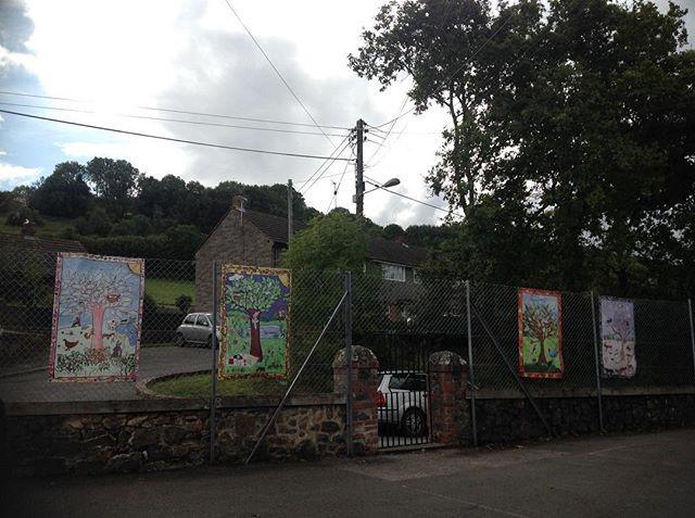 #bannerart #childrensart #seasons #creat