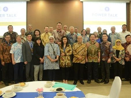IPB University dan IPMI International Business School Jalin Kerjasama