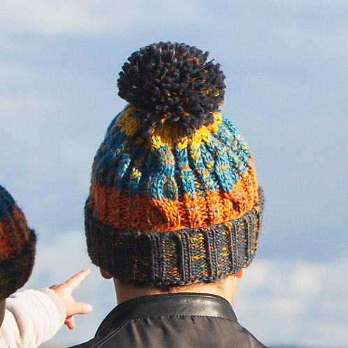 Additional Adults Bobble hat