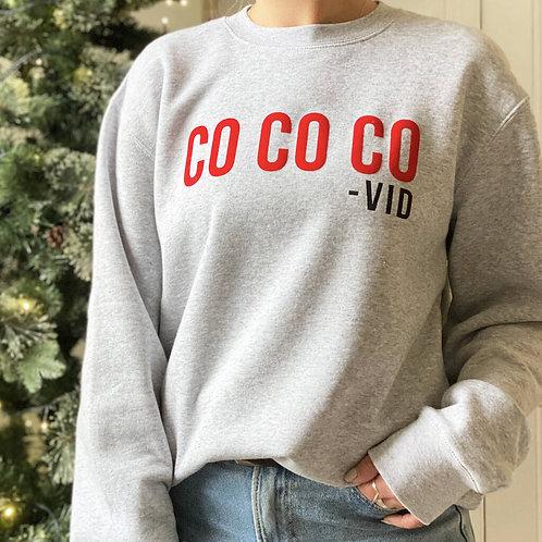 'Co Co Co Vid' 2020 Christmas Jumper