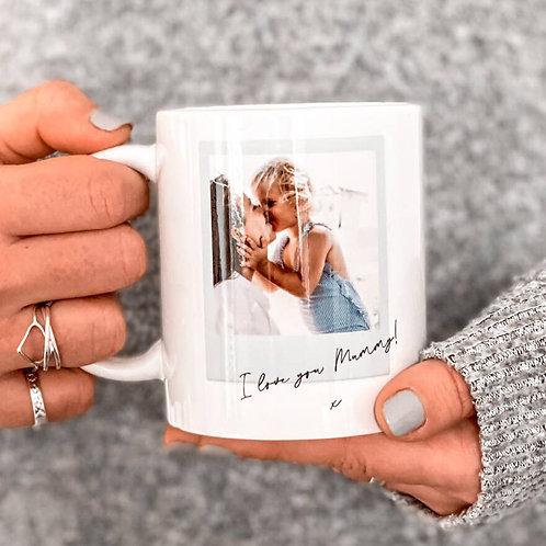 Personalised Photo Mug For Mum