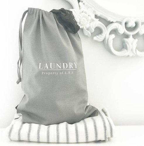 Personalised Travel Laundry Bag
