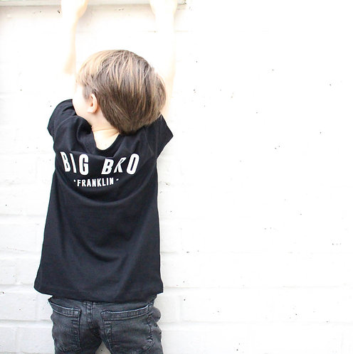 'Big Bro' Personalised T Shirt