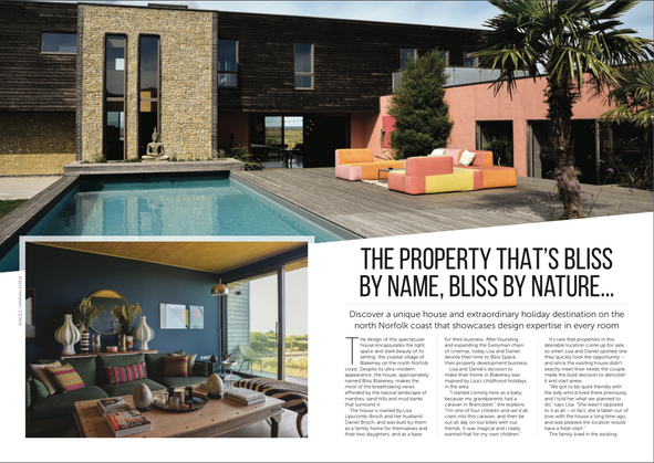 Bliss Blakeney, KL Magazine Home and Design Builds 2019 Edition