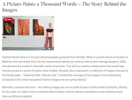 Blog Post- Bliss Hotel