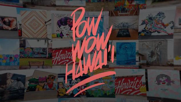 POW! WOW! HAWAII 2020