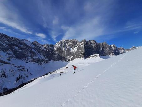 Skitour Gumpenspitze