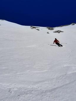 Frühjahrsskitour Lackenkarspitze