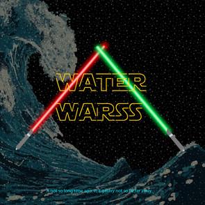 Water Wars on CEPT campus
