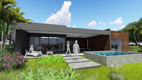 Maison moderne 2