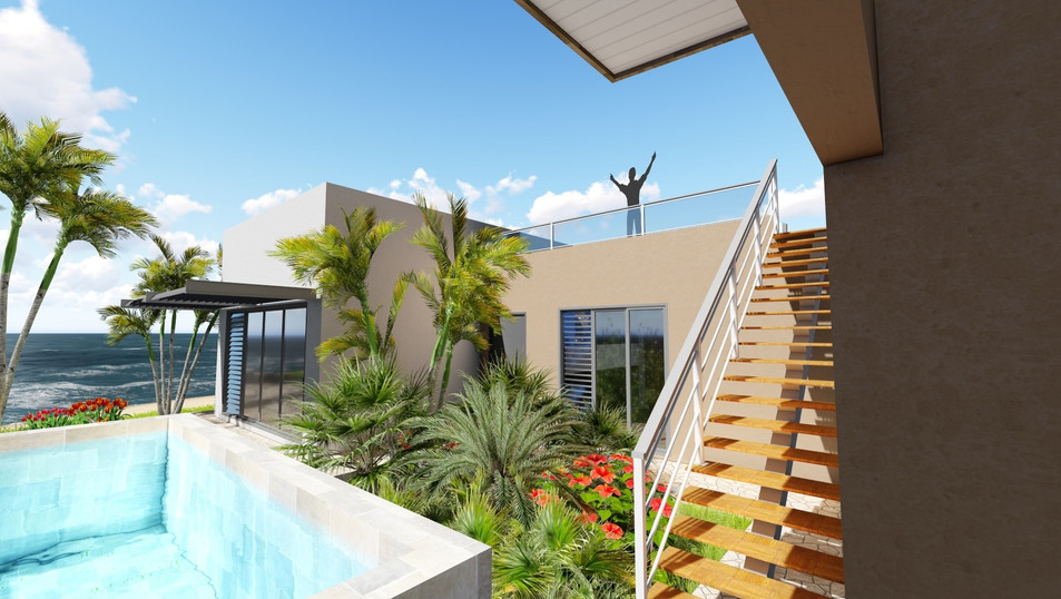 Maison moderne 5