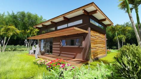 Maison moderne 4